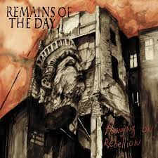 """REMAINS OF THE DAY – Hanging On Rebellion LP 12"""" Vinyl Records"""