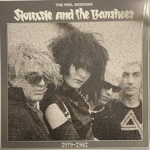 SIOUXSIE & THE BANSHEES – Peel Sessions 1979/1981 LP (2nd Hand) 2nd Hand Vinyl LP