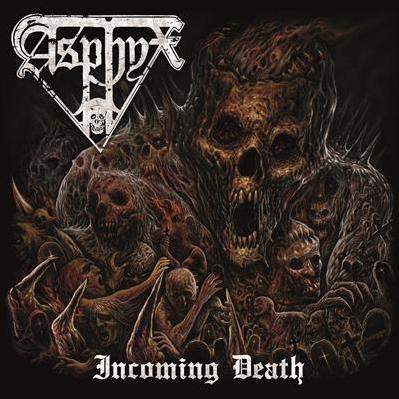 ASPHYX – Incoming Death CD+DVD CDs