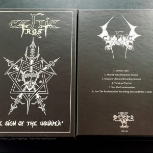 CELTIC FROST – The Sign of The Usurper 6-tape box Tapes