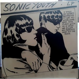 SONIC YOUTH – Goo LP (2nd Hand) 2nd Hand Vinyl LP