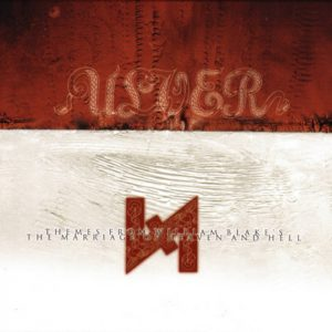 ULVER – Themes from William Blake's The Marriage of Heaven and Hell CDs