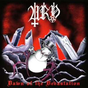 URN – Dawn of the Devastation CD (2nd Hand) 2nd Hand CDs