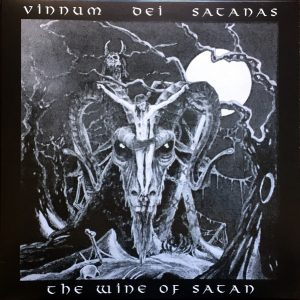 V/A – The Wine of Satan  LP (2nd hand) 2nd Hand Vinyl LP