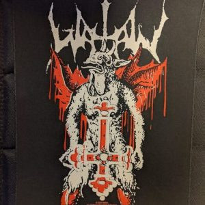 WATAIN – Demon (backpatch) Back Patches