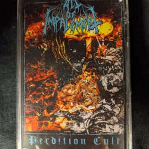 ACT OF IMPALEMENT – Perdition Cult MC Tapes