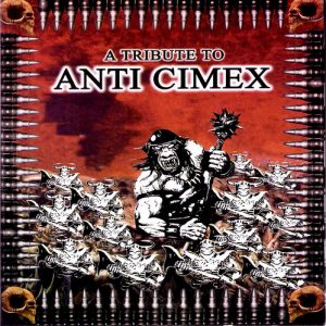 V/A – A Tribute to Anti-Cimex 12″ vinyl (2nd hand) 2nd Hand Vinyl LP