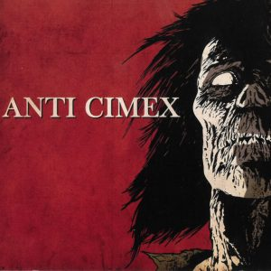 ANTI CIMEX – s/t CD CDs