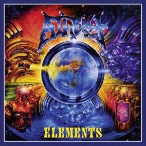 ATHEIST – Elements CD+DVD CDs
