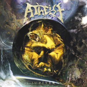 ATHEIST – Jupiter CD CDs