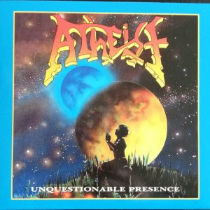 ATHEIST – Unquestionable Presence CD+DVD CDs