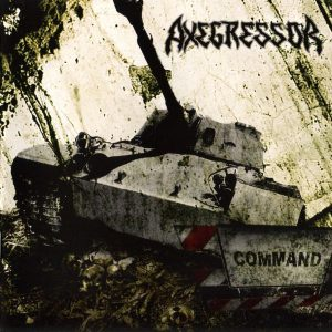 "AXEGRESSOR – Command LP 12"" Vinyl Records"