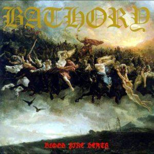 BATHORY – Blood Fire Death CD CDs