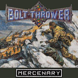 BOLT THROWER – Mercenary CD CDs