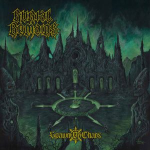 """BURIAL REMAINS – Spawn of Chaos LP 12"""" Vinyl Records"""