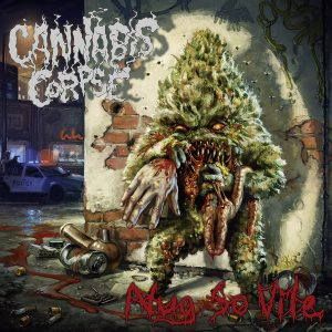 CANNABIS CORPSE – Nug So Vile CD CDs