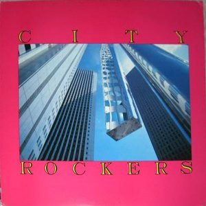 "V/A – City Rockers LP 12"" Vinyl Records"