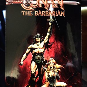 Conan The Barbarian Magnet Magnets