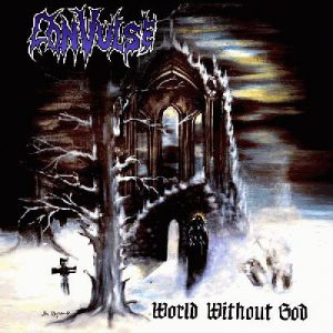 "CONVULSE – World Without God 2LP 12"" Vinyl Records"