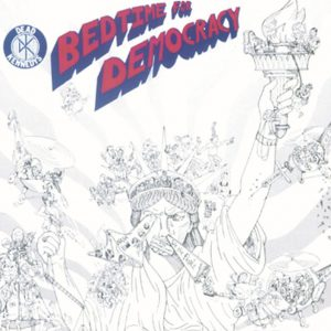 "DEAD KENNEDYS – Bedtime For Democracy LP 12"" Vinyl Records"