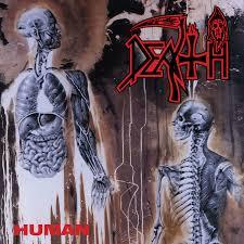 """DEATH – Human LP 12"""" Vinyl Records"""