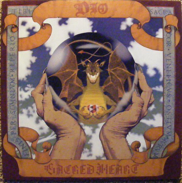 dio -sacred heart