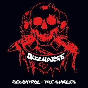 "DISCHARGE – Decontrol – The Singles 2LP 12"" Vinyl Records"