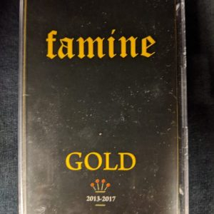FAMINE – Gold 2013-2017 MC Sale Items