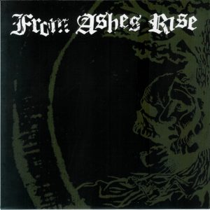 """FROM ASHES RISE – Rejoice The End 7"""" 7"""" Vinyl Records"""
