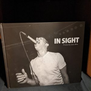 IN SIGHT – Photos by Jussi Jänis Books