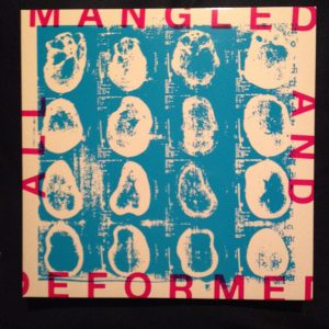 "V/A – All Mangled and Deformed: A Hammerhead Tribute LP 12"" Vinyl Records"