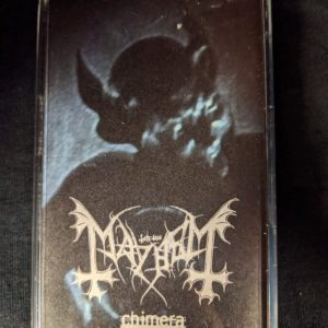 MAYHEM – Chimera MC Tapes