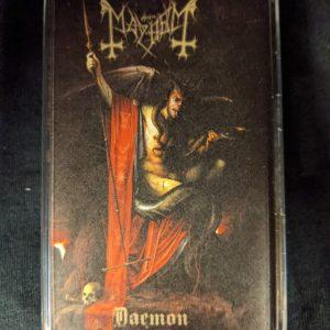 MAYHEM – Daemon MC Tapes