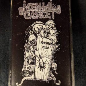 MENTAL CASKET – Demo 2020 MC Tapes