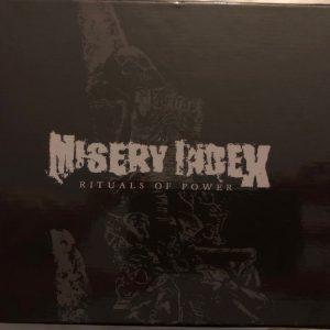 MISERY INDEX – Rituals of Power ltd. digibox CD CDs