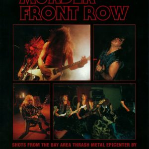HARALD OIMOEN & BRIAN LEW – Murder In The Front Row Books