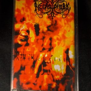 NECROPHOBIC – The Third Antichrist MC Tapes