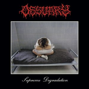 "OSSUARY – Supreme Degradation 12'' 12"" Vinyl Records"