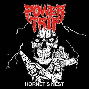 """POWER TRIP –  Hornet's Nest flexi 7"""" 7"""" Vinyl Records"""