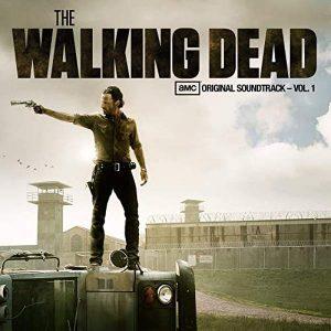 V/A  – The Walking Dead Volume 1 OST LP (2nd hand) 2nd Hand Vinyl LP