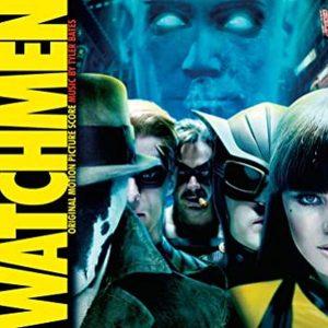 TYLER BATES – Watchmen OST LP (2nd hand) 2nd Hand Vinyl LP