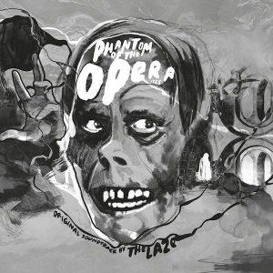 THE LAZE – Phantom Of The Opera OST LP (2nd hand) 2nd Hand Vinyl LP