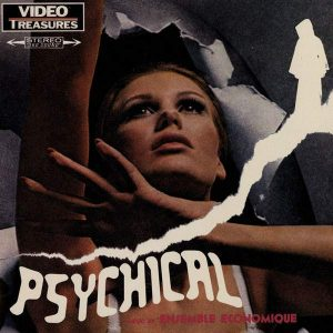 ENSEMBLE ECONOMIQUE – Psychical OST 12″ (2nd hand) 2nd Hand Vinyl LP