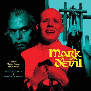 V/A  – Mark Of The Devil I & II OST LP (2nd hand) 2nd Hand Vinyl LP