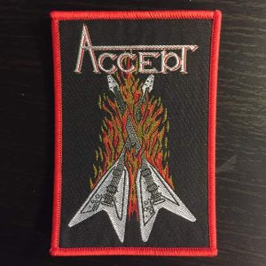 ACCEPT – Restless & Wild Patch Patches
