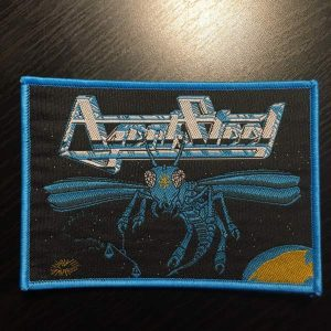AGENT STEEL – Mad Locust Rising Patch Patches