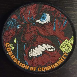 CORROSION OF CONFORMITY – Animosity Patch Patches