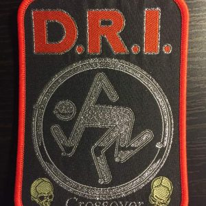 D.R.I. – Crossover Patch Patches