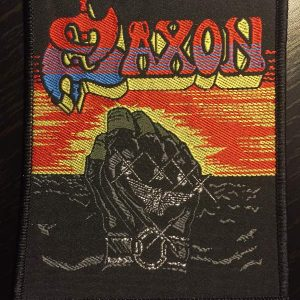 SAXON – Nightmare Patch Patches
