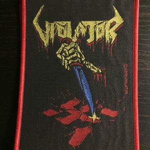 VIOLATOR – Antifa Thrashers Patch Patches